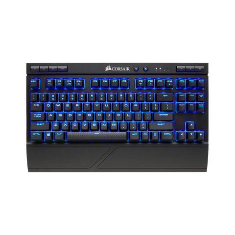 (Coming Soon) Corsair K63 Wireless Blue LED Cherry MX Red Mechanical Gaming Keyboard