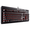 Corsair K68 Red LED Cherry MX Red Mechanical Gaming Keyboard