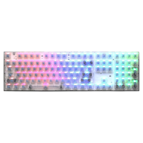 Cooler Master MasterKeys Pro L RGB Crystal Edition Mechanical Keyboard
