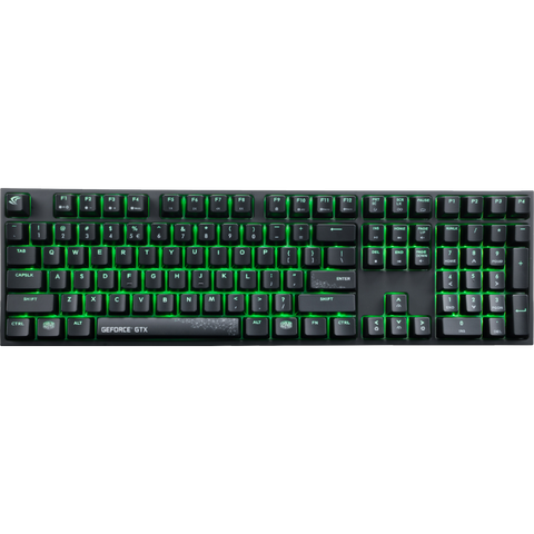 Cooler Master MasterKeys Pro L nVidia GeForce GTX Edition Mechanical Keyboard