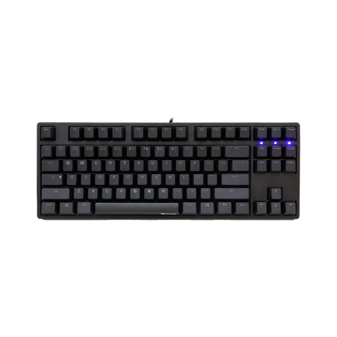 Ducky One TKL Non-Backlit Cherry MX Mechanical Keyboard