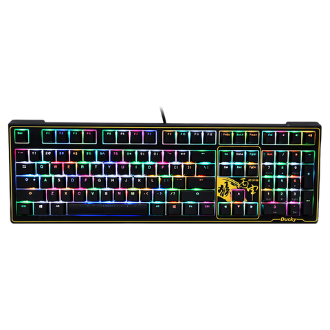 Ducky Year of the Monkey (2016) Cherry MX Mechanical Keyboard