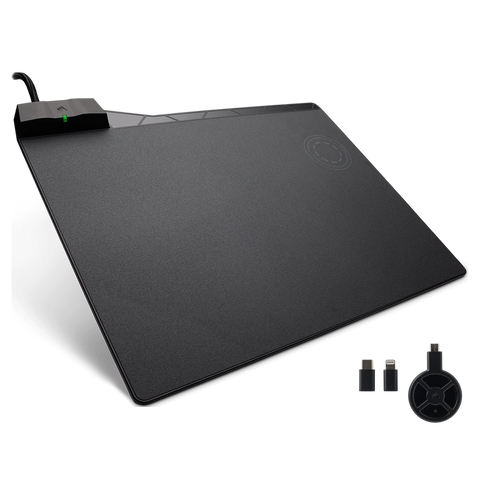 (Coming Soon) Corsair MM1000 Qi Wireless Charging Mouse Pad
