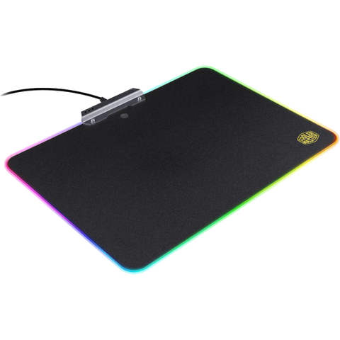 Cooler Master MasterAccessory RGB Hard Gaming Mouse Pad