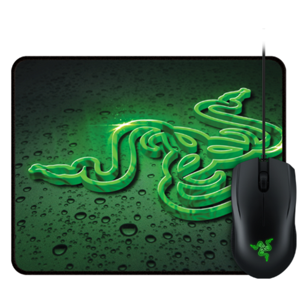 Razer Abyssus 2000 DPI Bundle with Razer Mouse Mat