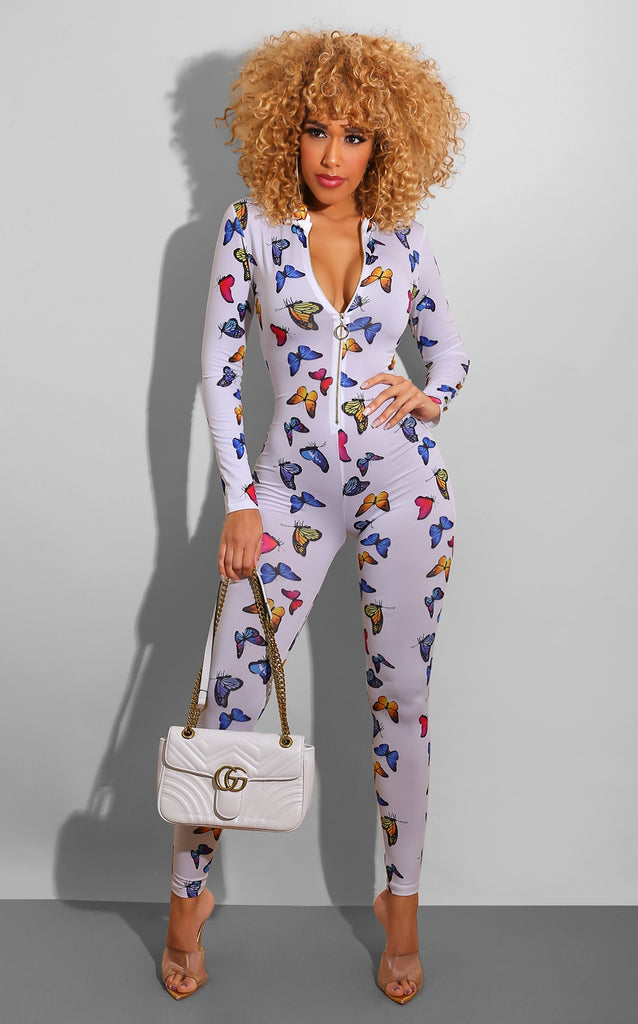 Butterfly Dreams Jumpsuit