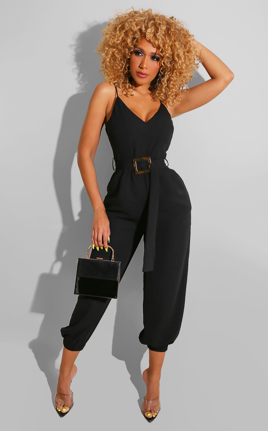 Katie Jumpsuit Black