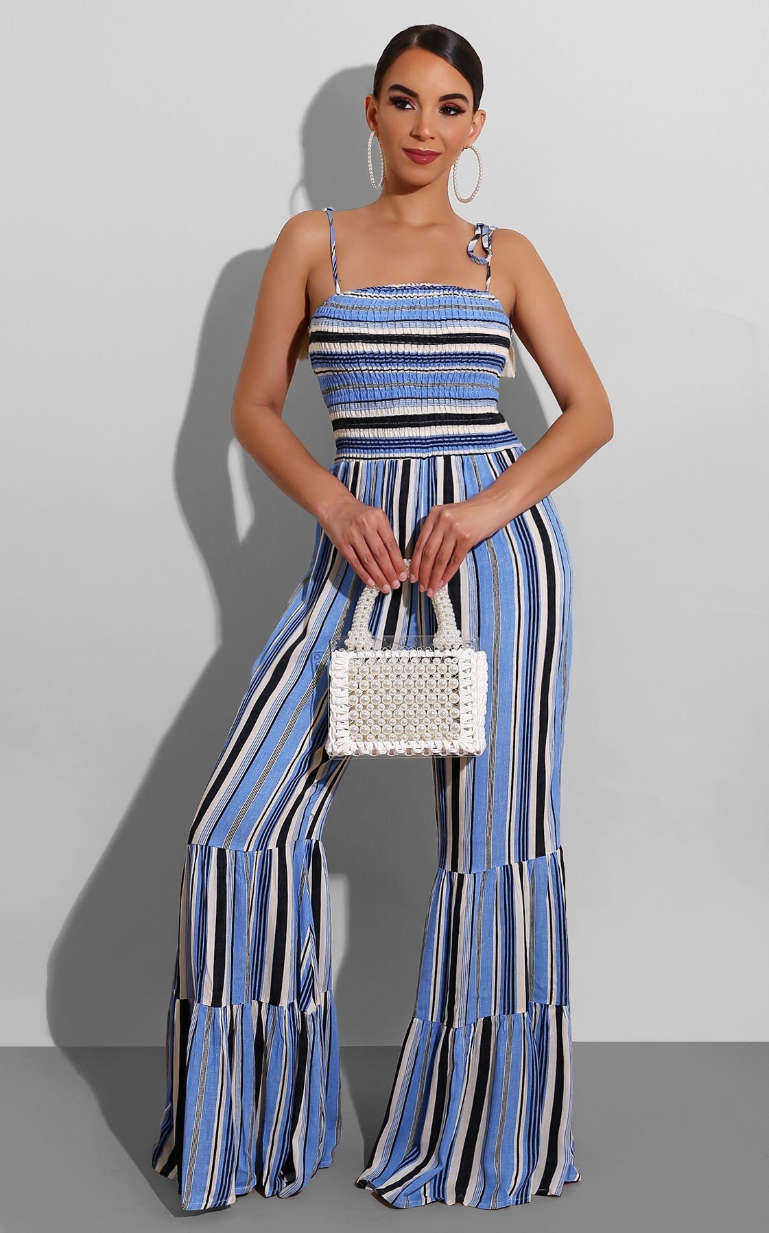 Southern Summer Jumpsuit