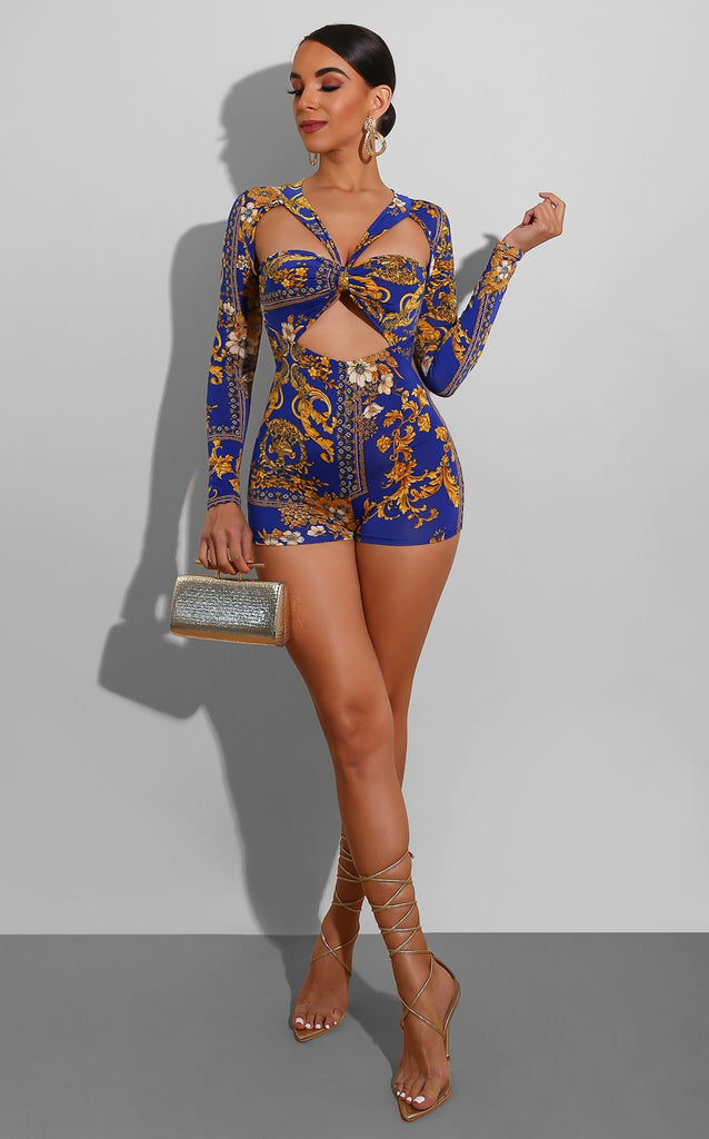 Royalty Romper