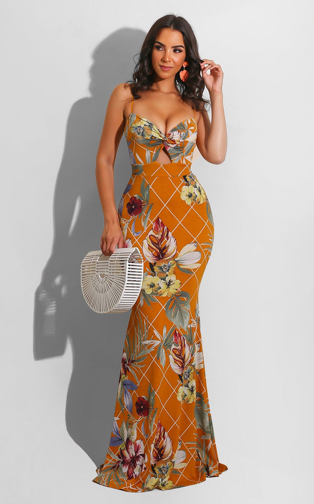 Darling Fall Maxi