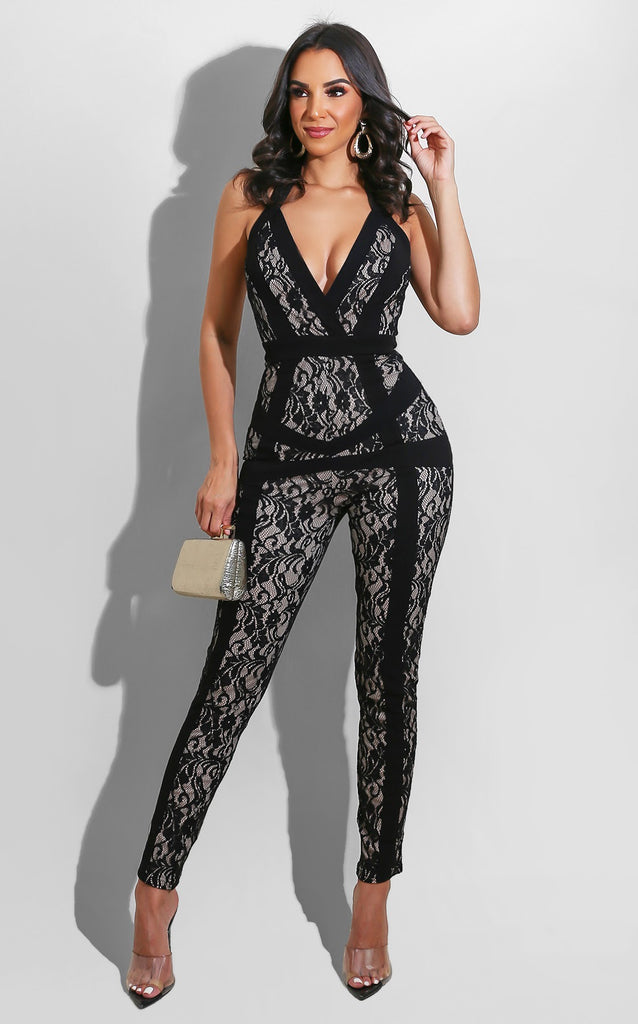 Black Widow Jumpsuit
