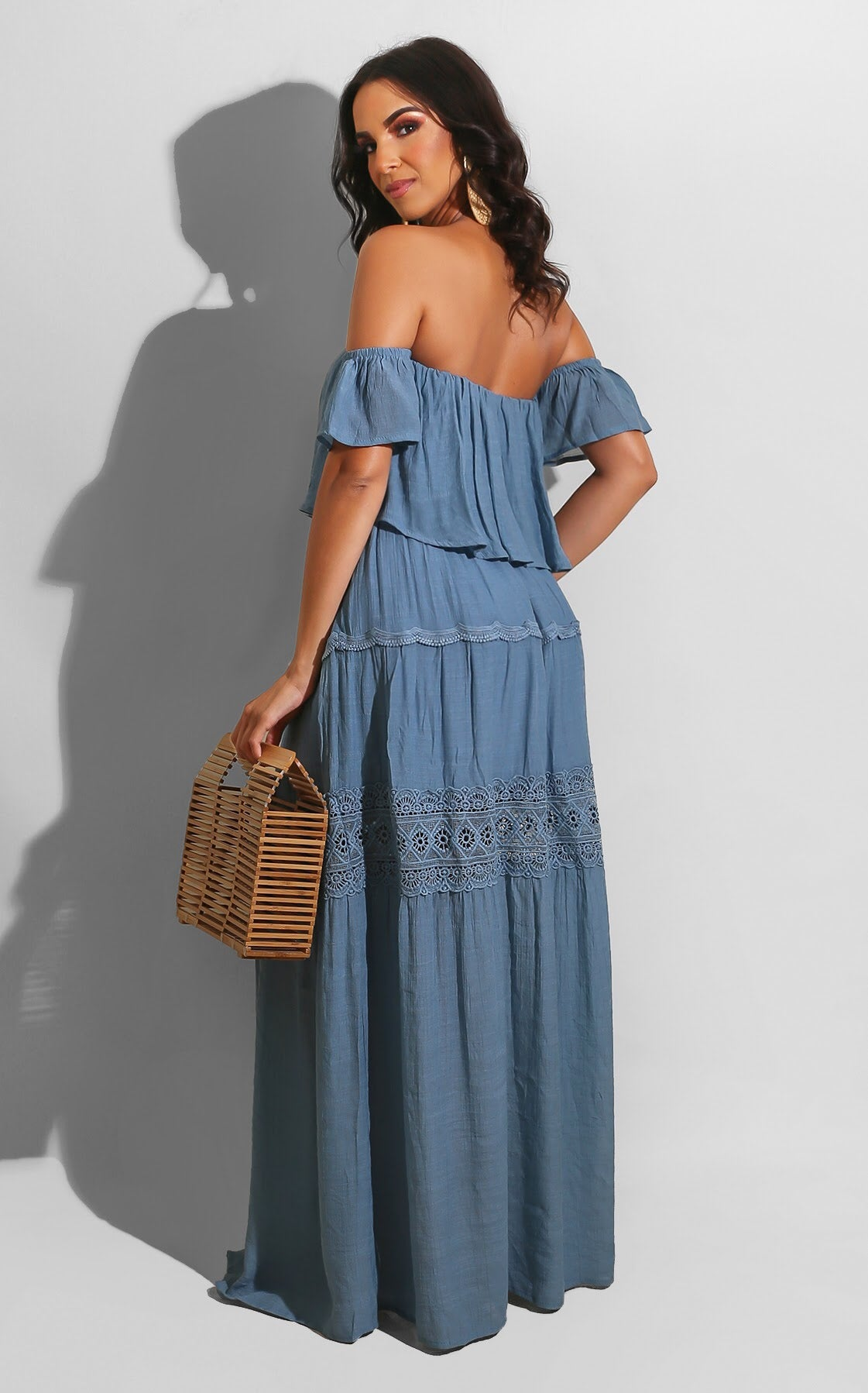 Summer Country Maxi Slate