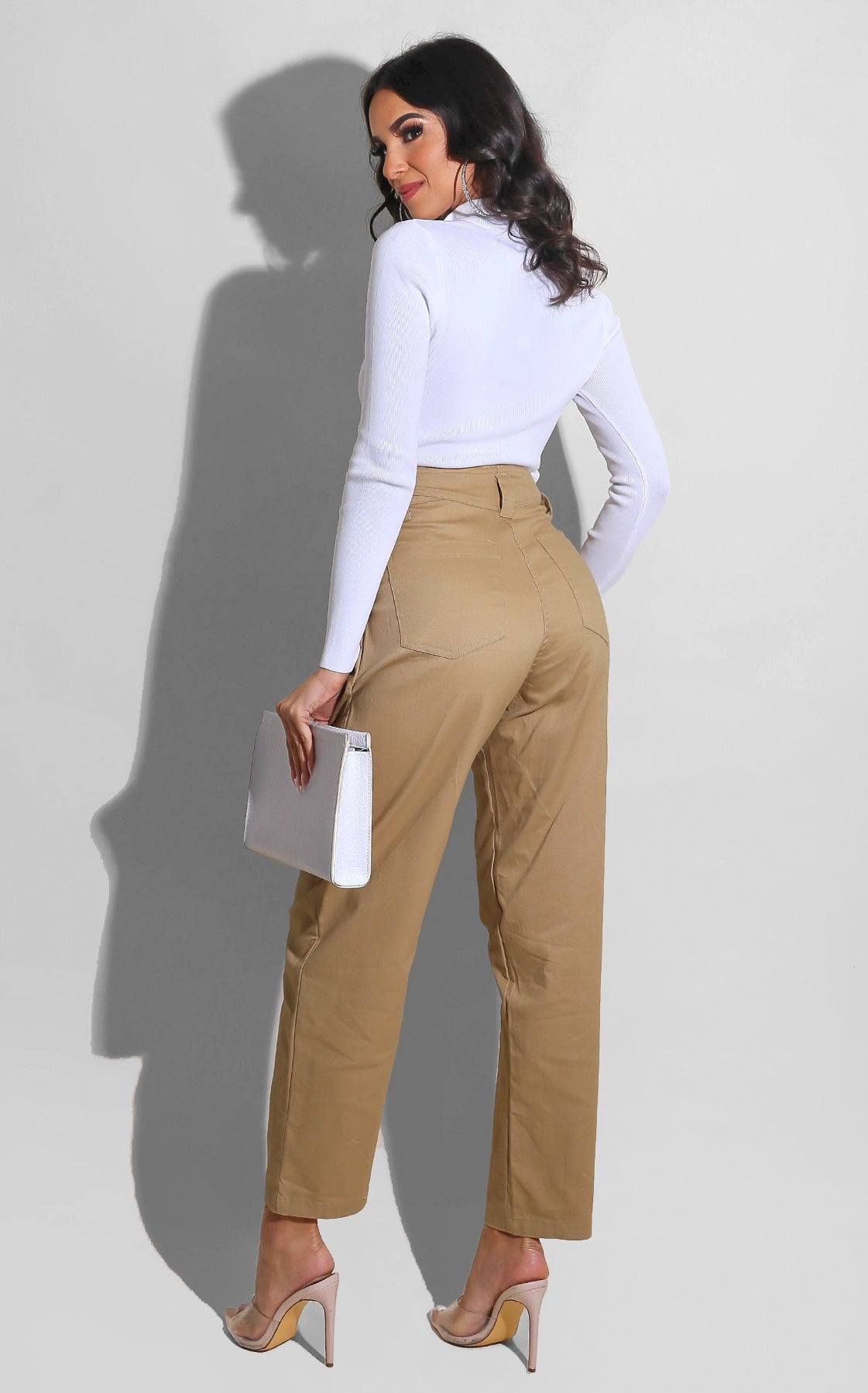 Tyra Bottoms Khaki