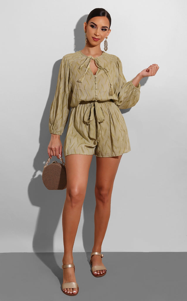 With Grace Romper