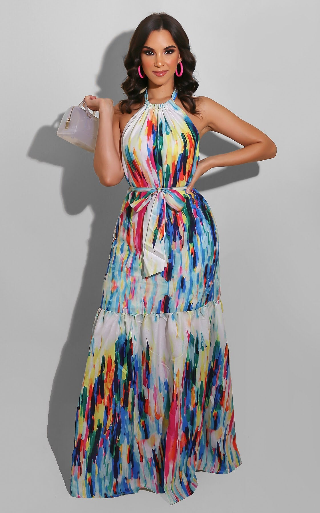 Colors of the World Maxi