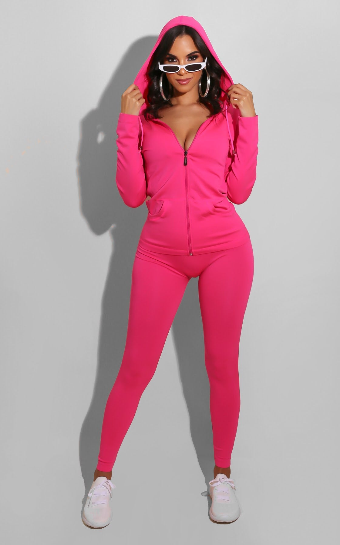 The Need Track Set Hot Pink
