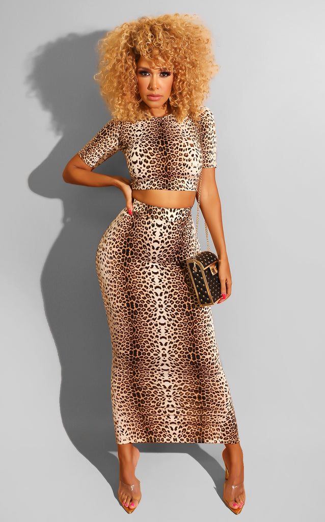 Fall is for Leopard Set