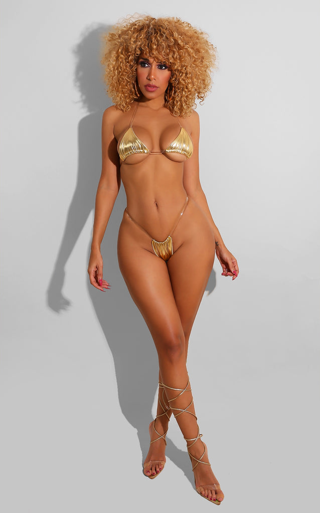 Clear Kini Gold