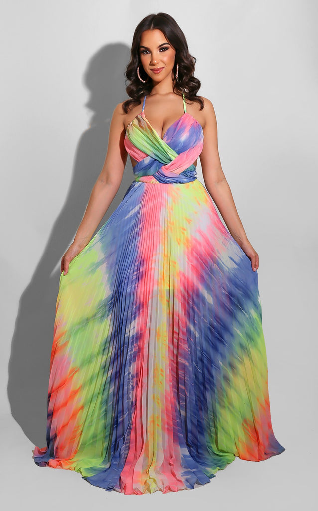 Color Splash Maxi