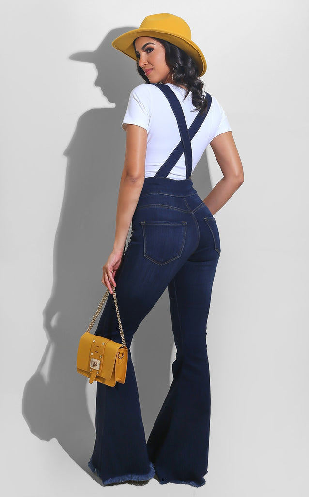 Suspender Denim