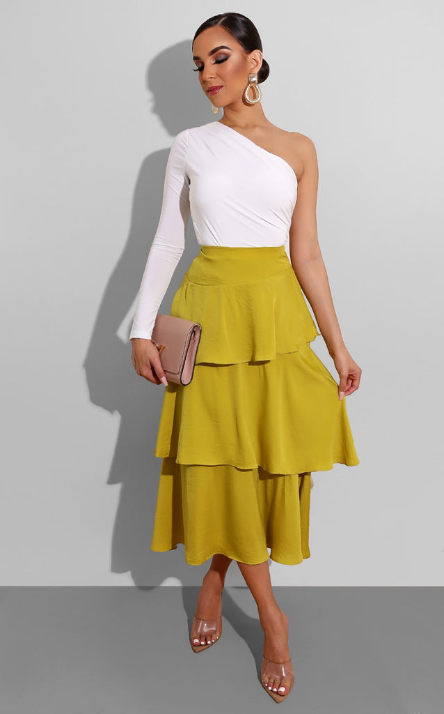 Layer Waves Skirt