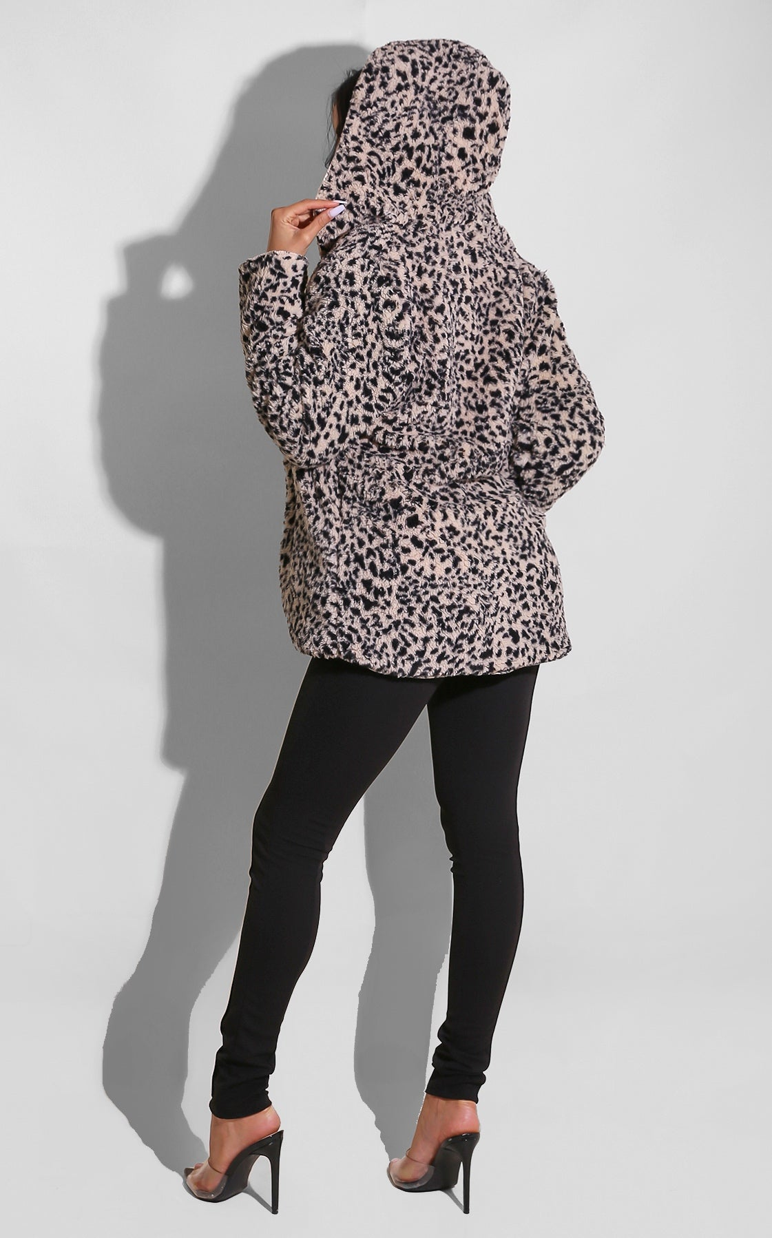 Leopard Cozy Sweater