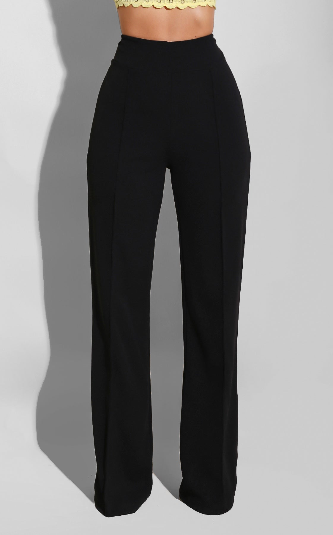 Tailored Bottoms Black