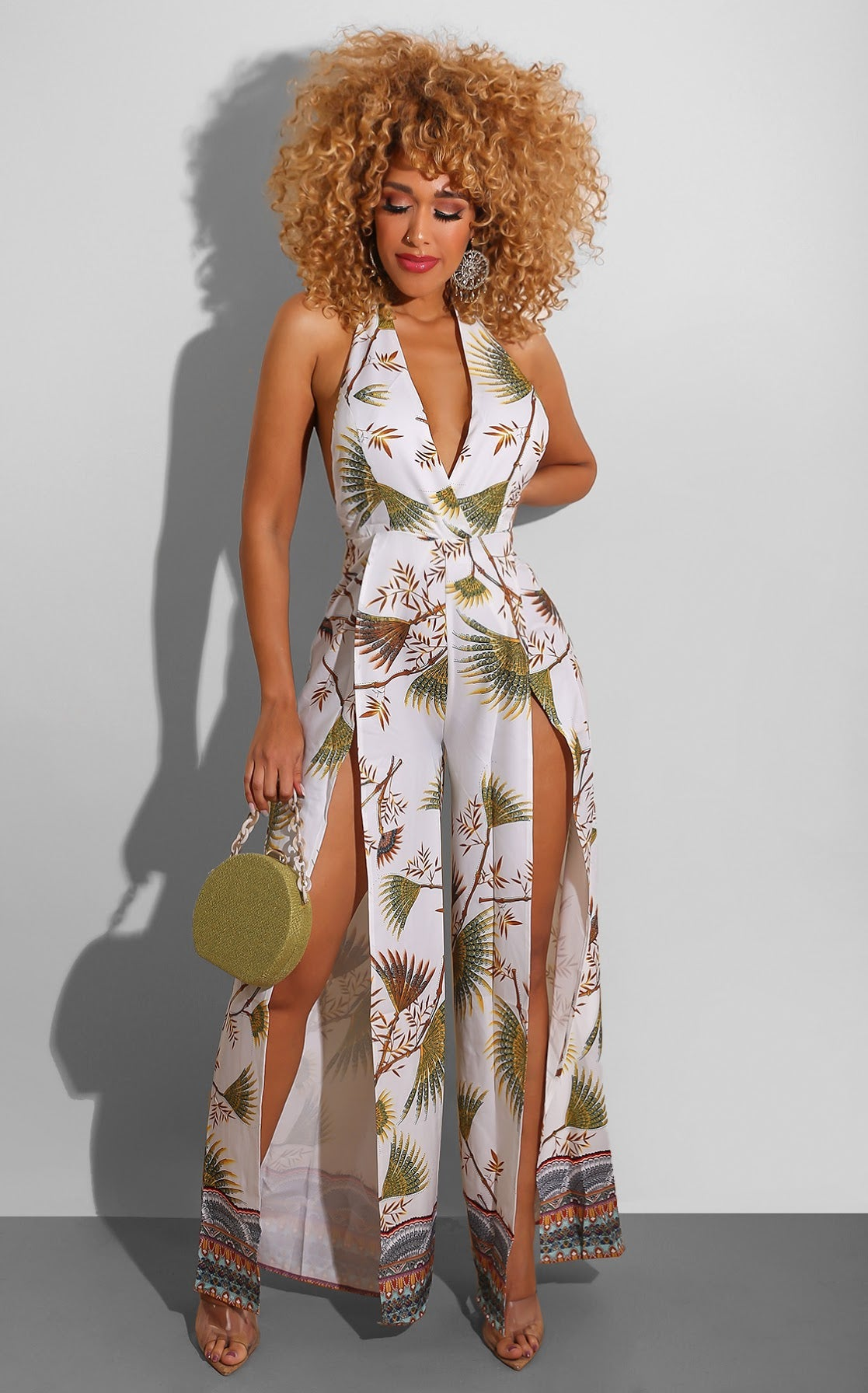 Vacation Breeze Jumpsuit