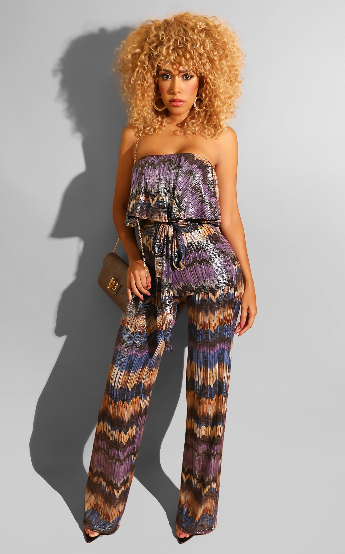 River Runs Wild Jumpsuit