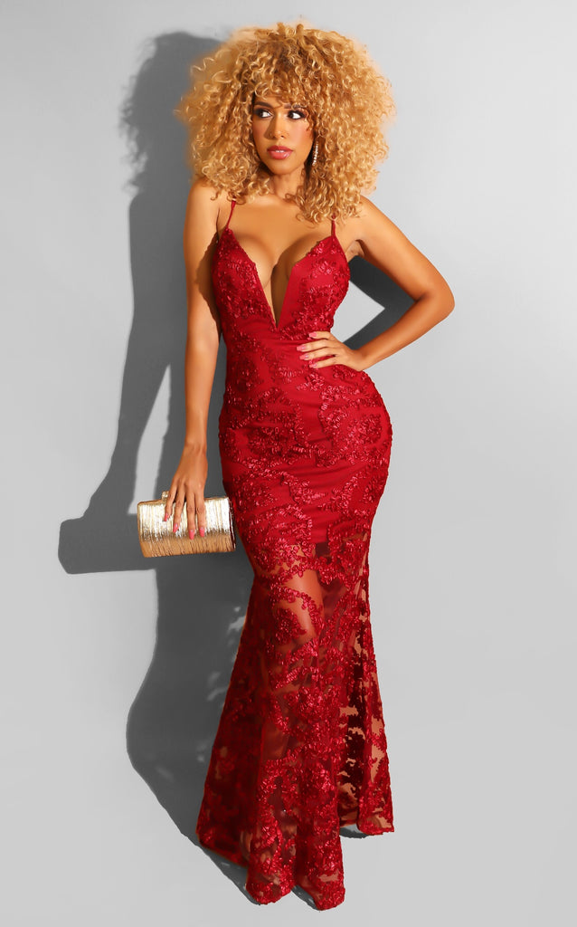 Oscar Night Gala Gown