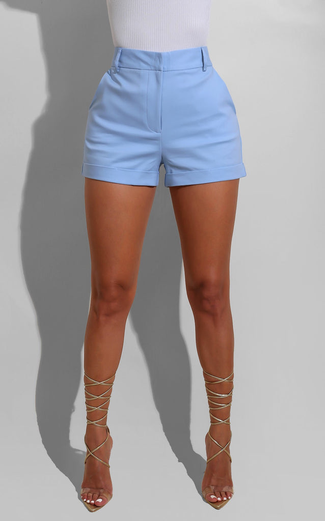 My Kingdom Shorts Baby Blue