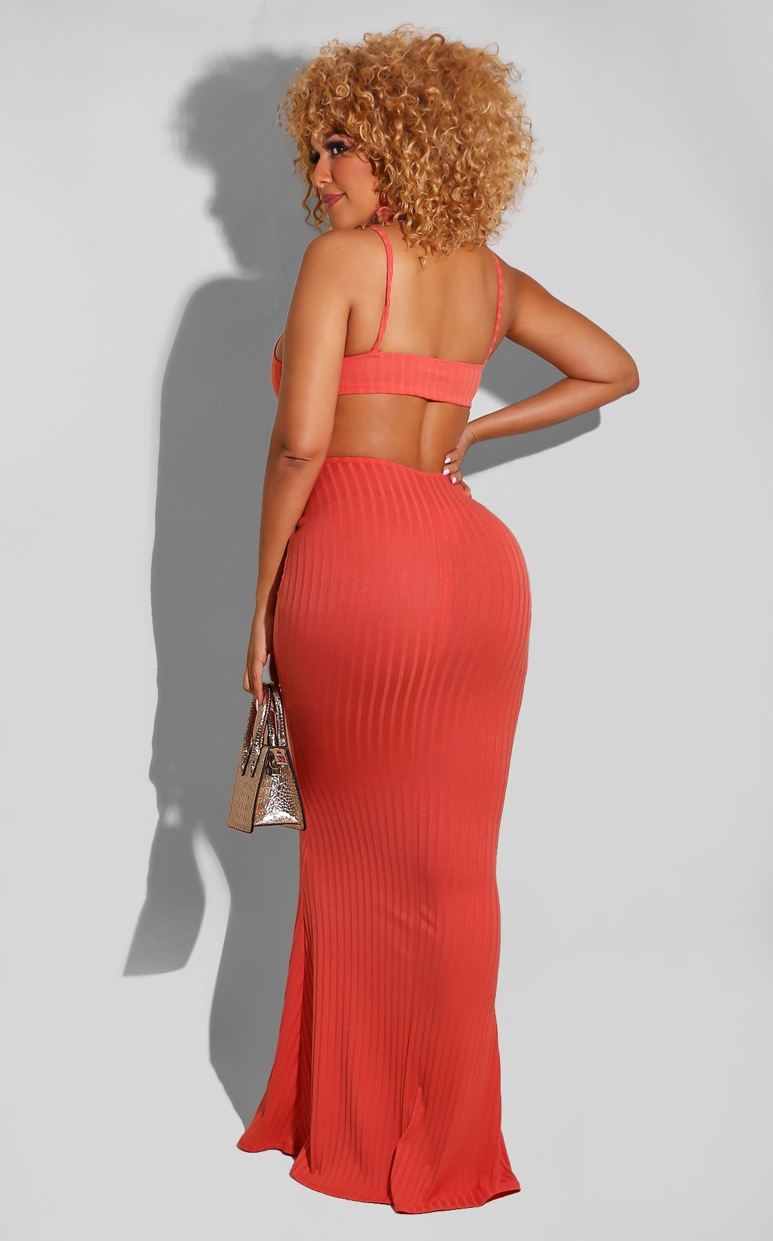 Mermaid Cuts Maxi Coral
