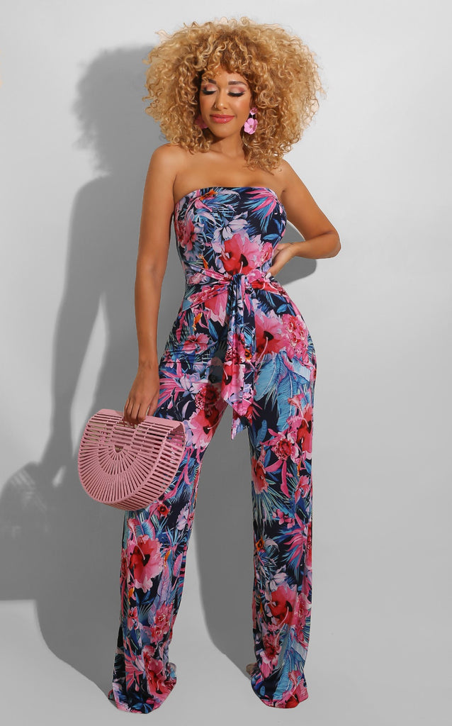 Hawaii Valley Jumpsuit