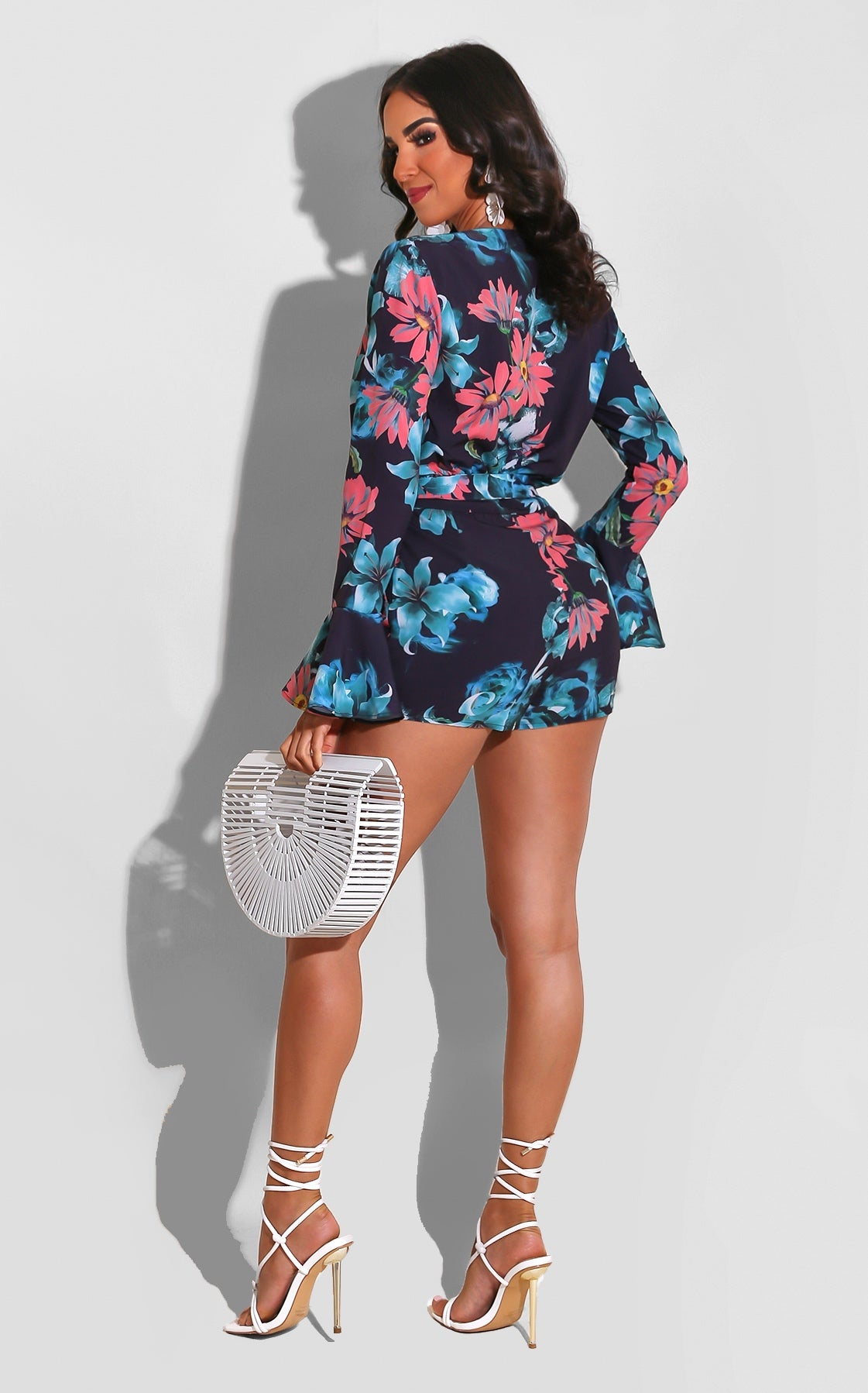 Step Into Spring Romper