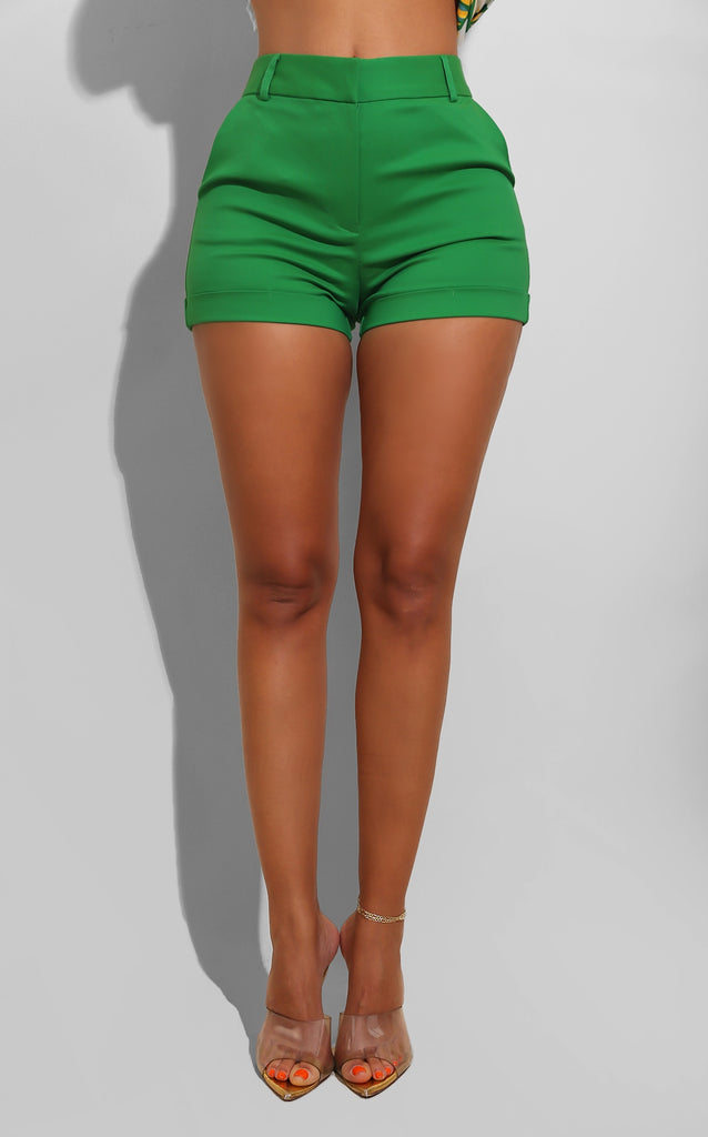 My Kingdom Shorts Green