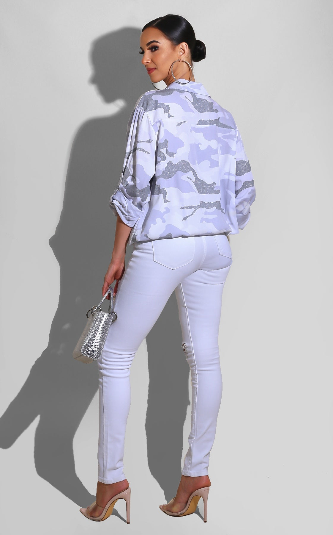 Spring Combat Blouse