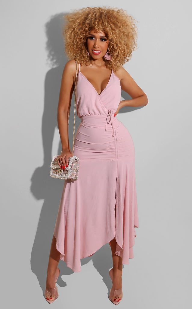 Wedding Season Dress Pink