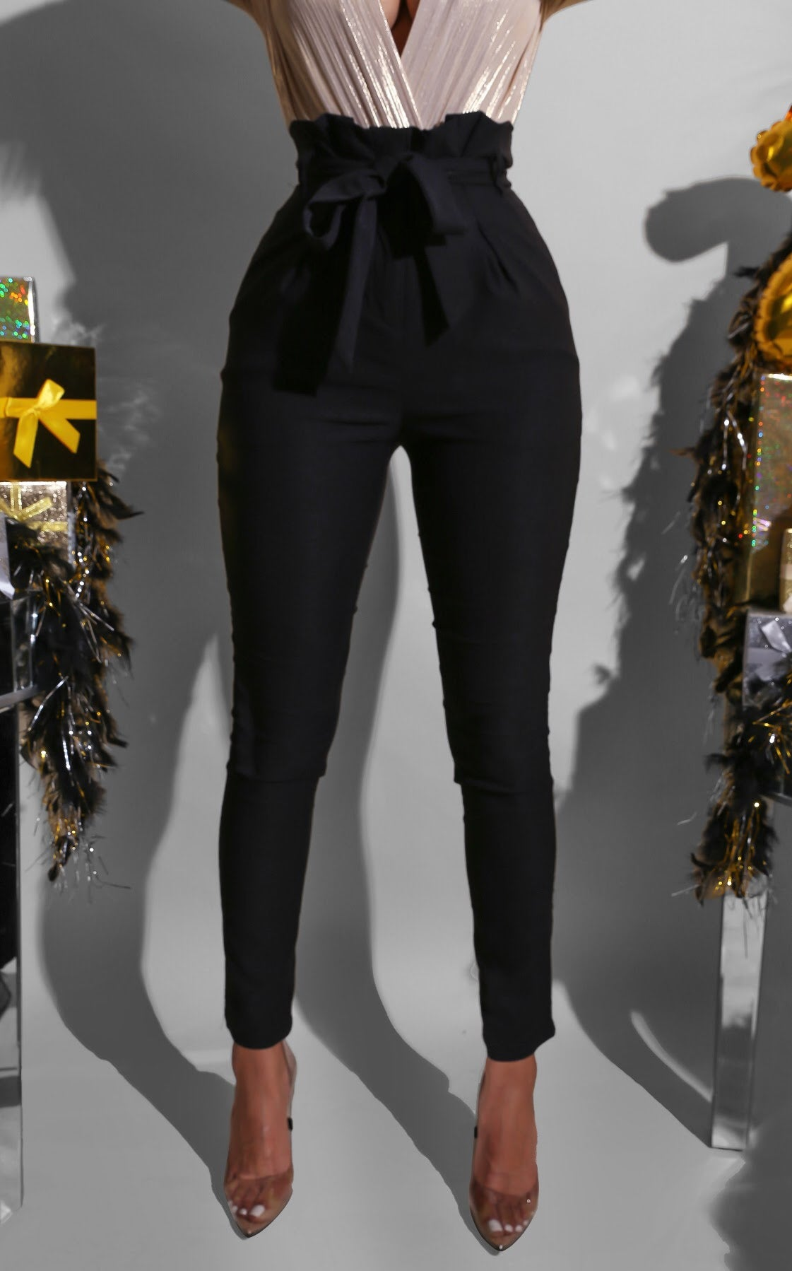 Such A Doll Trousers Black