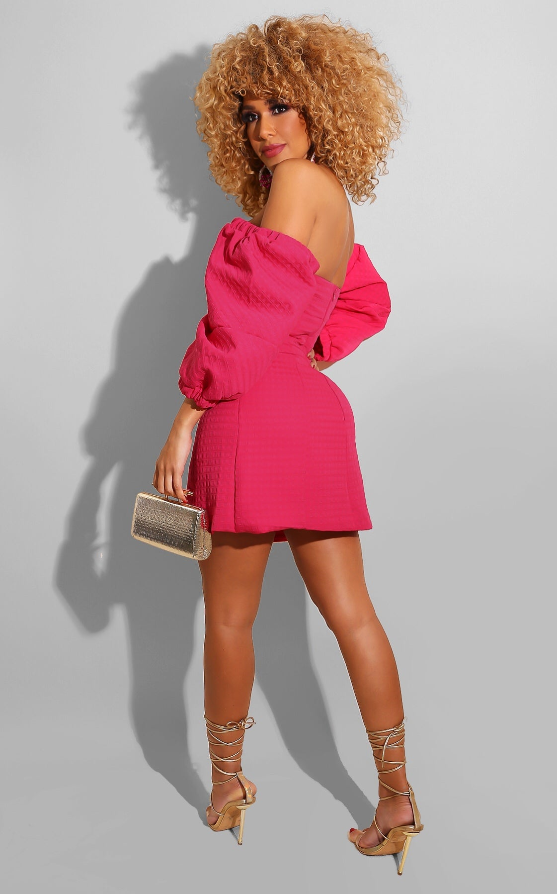 Amour Mini Hot Pink