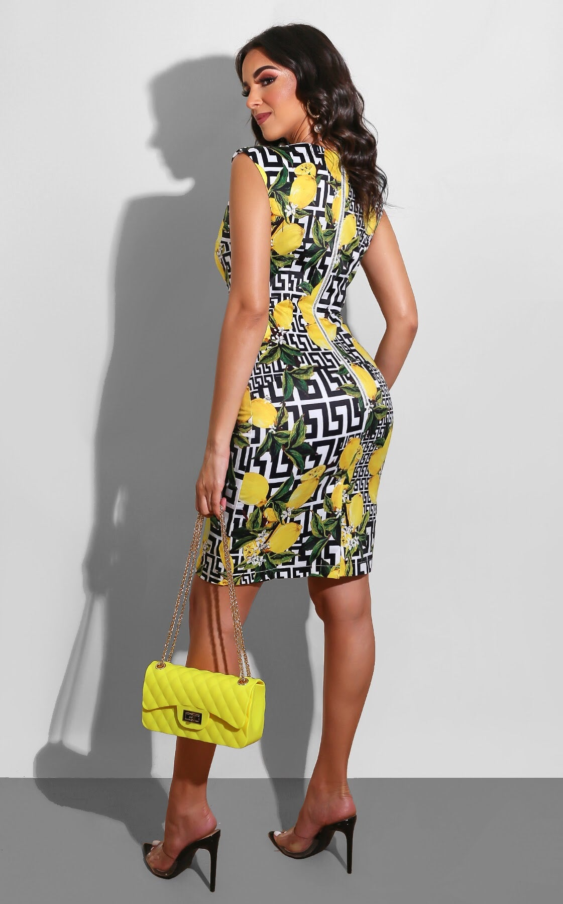 Lemon Zest Dress