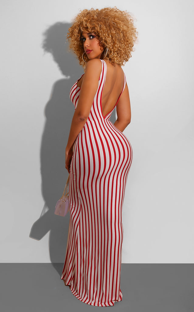 Yacht Day Maxi Red
