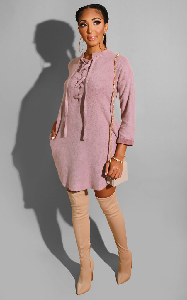 Hampton Cottage Sweater Dress