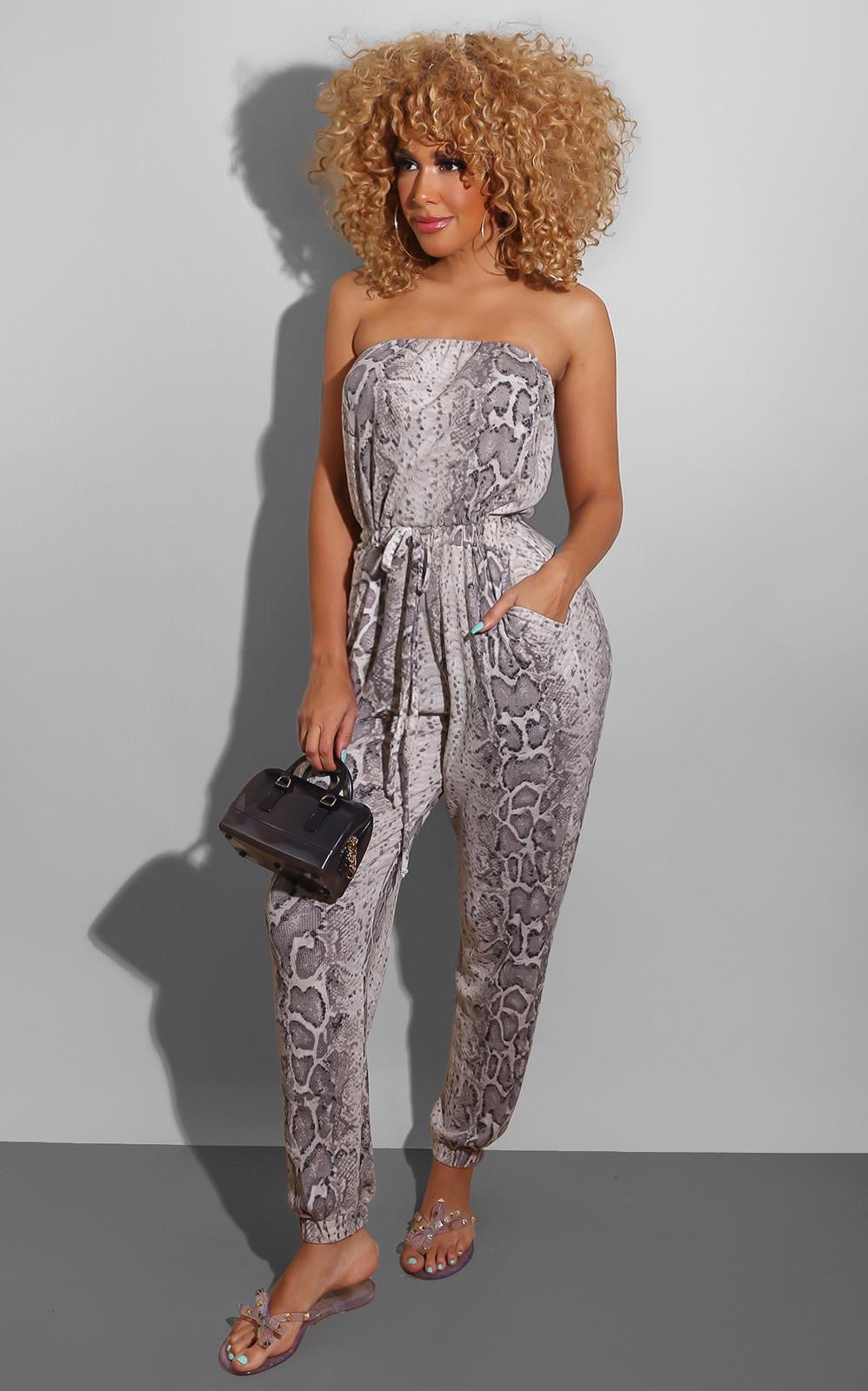 Slay At Home Jumpsuit