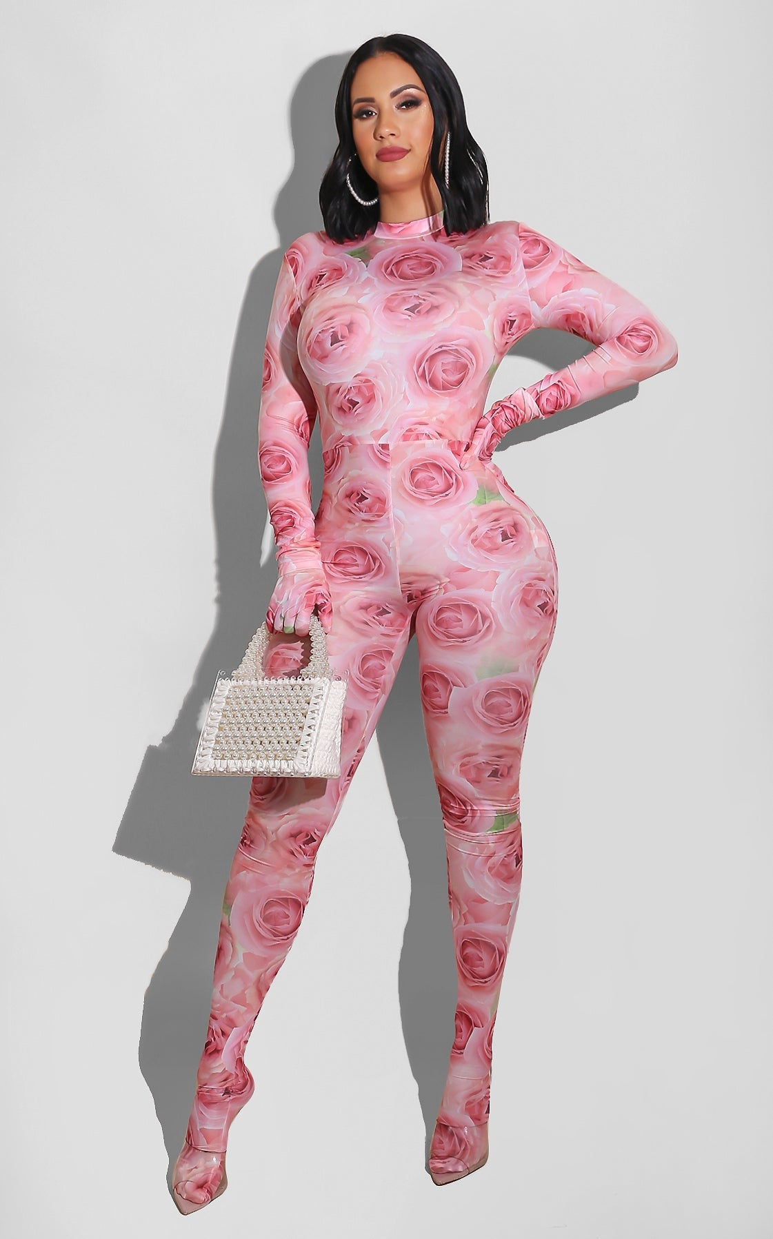 Sweet Roses Jumpsuit