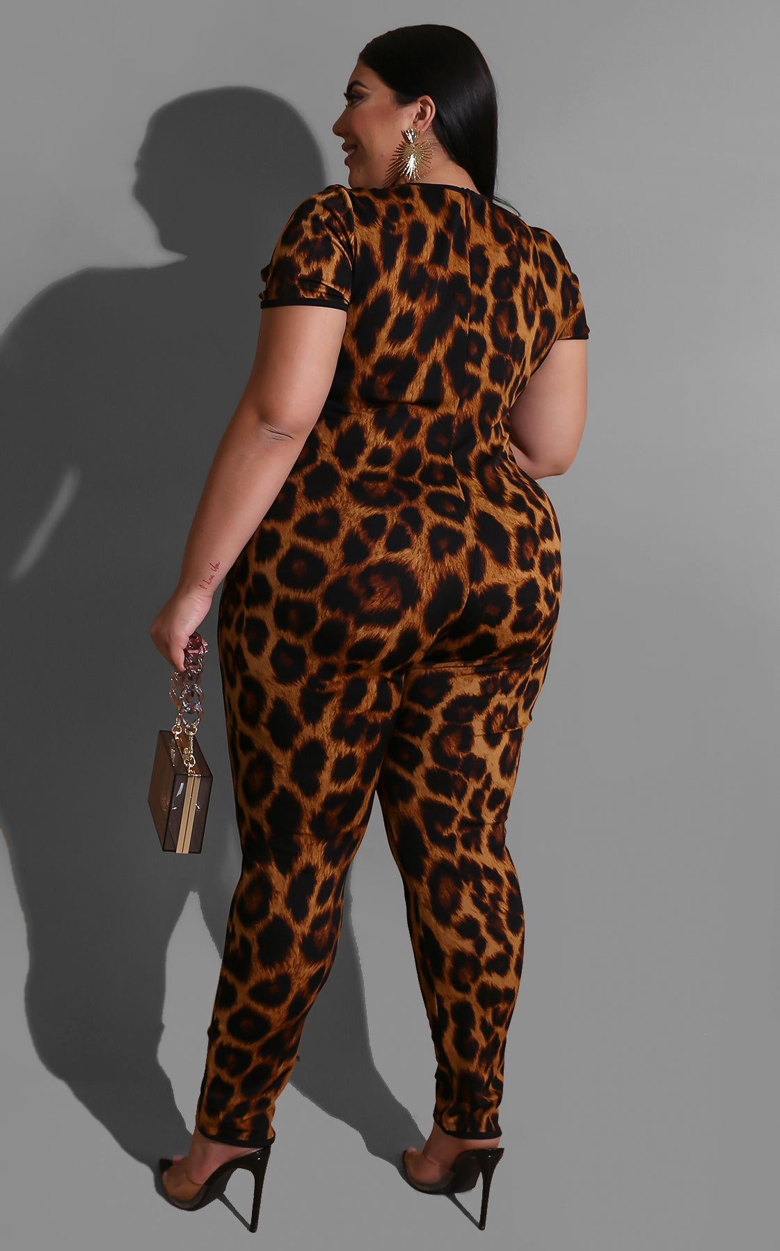 Curvy The Fiercest Jumpsuit