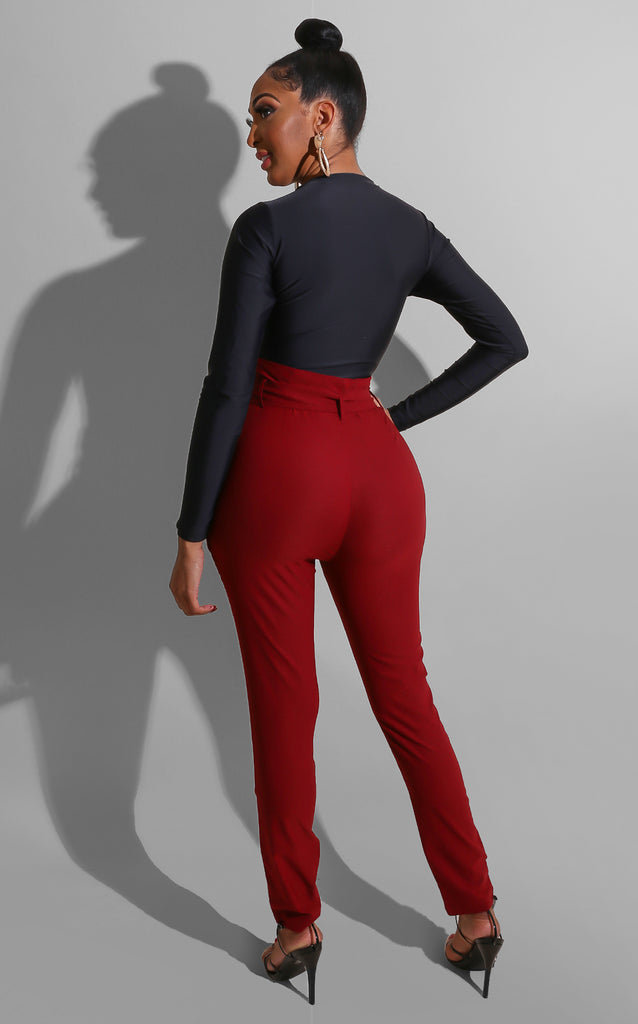 Such A Doll Trousers Red