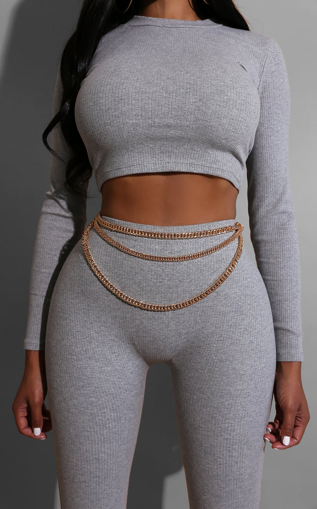 Linked Together Belt