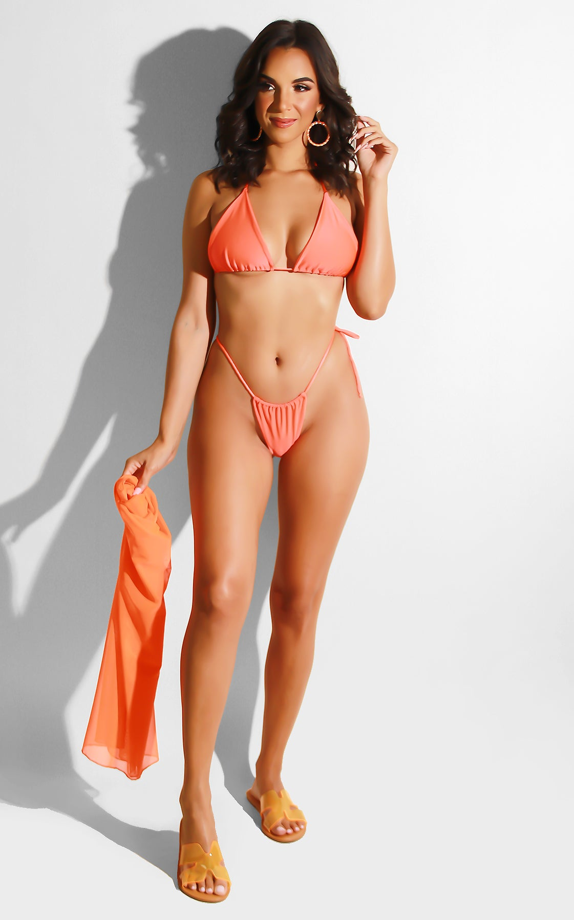 If You Dare Bikini Set