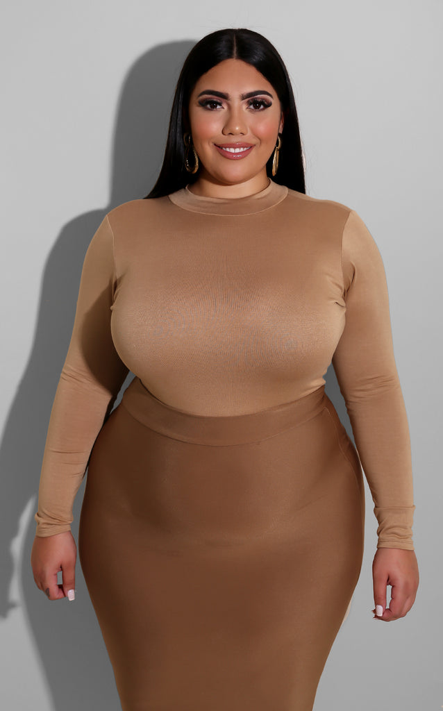 Curvy Two Way Bodysuit