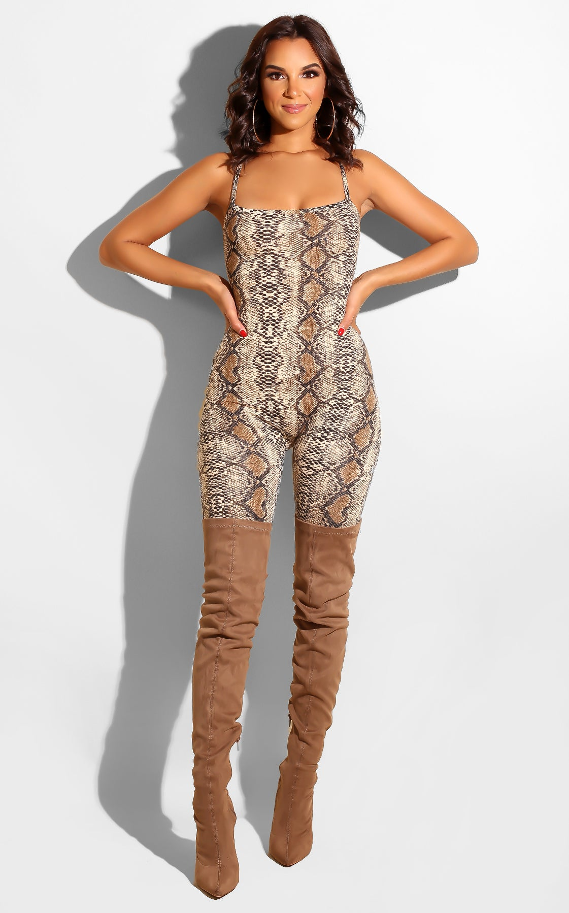 Snake Attack Jumpsuit